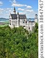 新天鵝堡 建築 德國人 38647457