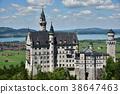อาคาร,เยอรมัน,ท้องฟ้าเป็นสีฟ้า 38647463
