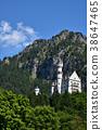 新天鵝堡 建築 德國人 38647465