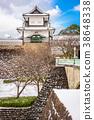 Kanazawa Castle Japan 38648338