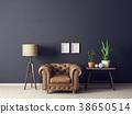 interior, armchair, design 38650514