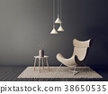 interior, armchair, design 38650535
