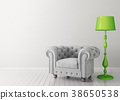 interior, armchair, design 38650538
