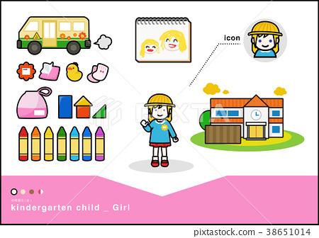 幼儿园 学前班儿童 幼儿园儿童 38651014