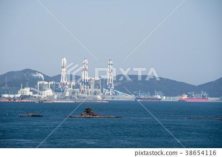 Samcheonpo Thermal Power Station, Goseong-gun, Gyeongnam 38654116