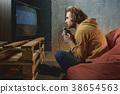 男性 玩耍 玩 38654563