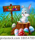 토끼, 새끼토끼, 그림 38654789