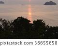 풍경, 경치, 바다 38655658