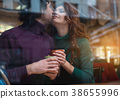 couple, love, coffee 38655996