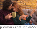 couple, love, coffee 38656222