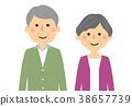 คู่อาวุโสคุณปู่คุณยาย 38657739