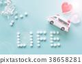 구급차 및 의약품 38658281