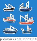 釣魚 捕魚 向量 38661118
