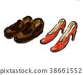 鞋 38661552