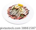 beef, carpaccio, diet 38661587