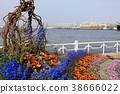 waterfront, waterside, park 38666022