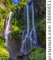 Sekumpul Waterfall in summer 38666651