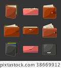 手提袋 錢包 皮夾 38669912