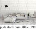 interior, modern, style 38670199