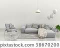 interior, modern, style 38670200
