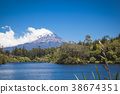 Mount Taranaki in New Zealand 38674351