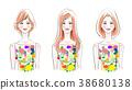 頭髮目錄流行夏天的衣服 38680138