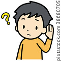 deafness, hearing, loss 38680705
