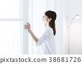 창가의 여성 38681726