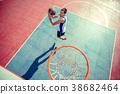 basketball, ball, dunk 38682464