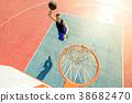 basketball, player, dunk 38682470