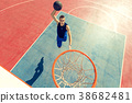 basketball, dunk, slam 38682481