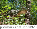 prehistoric dinosaur in nature 38688923