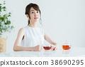 ชา,ผู้หญิง,หญิง 38690295