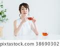 ชา,ผู้หญิง,หญิง 38690302