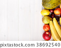 fruit detox background 38692540