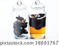 말린 표고 버섯 38693767