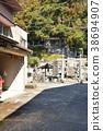 풍경, 경치, 마을 38694907