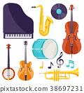 jazz, blues, music 38697231