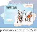 jazz music quartet 38697539