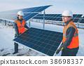 solar, ecology, panel 38698337