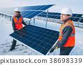 solar, ecology, panel 38698339