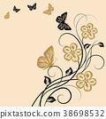 swirl, nature, pattern 38698532