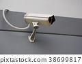 CCTV security camera 38699817