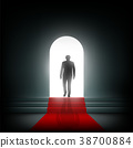 man, carpet, red 38700884