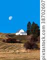 Barn on the Palouse. 38702607