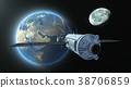 人造卫星 38706859