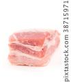 豬肋排 豬肉 食品 38715971