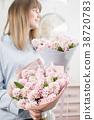 hyacinth female lady 38720783