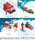 Arctic Polar Station Isometric Concept 38722700