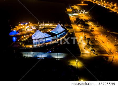台灣高雄茄萣情人碼頭Asia Taiwan Kaohsiung Terminal 38723599